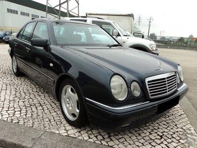 usado Mercedes E300 Classe E E TD Avantgarde (177cv) (4p)