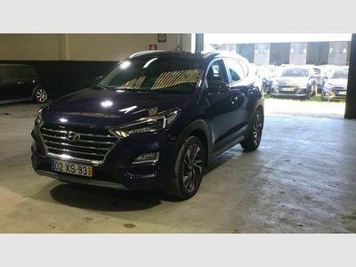 usado Hyundai Tucson 1.6 CRDi Premium DCT + Pack Pele + Pack Style