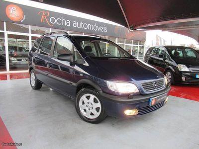 used Opel Zafira 2.0 DTI