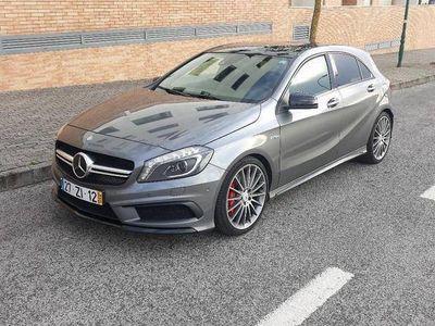 usado Mercedes A45 AMG turbo