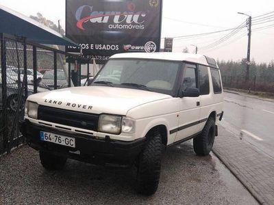 gebraucht Land Rover Discovery 300tdi