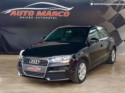 second-hand Audi A1 Sportback Attraction