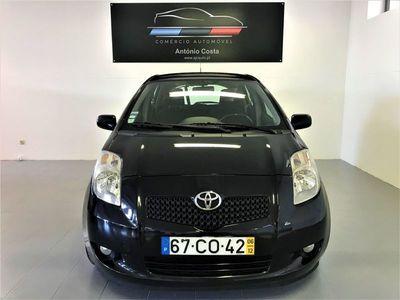 usado Toyota Yaris 1.4D-4D AC