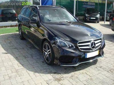usado Mercedes 300 Classe E StationBlueTEC Hybrid Avan.