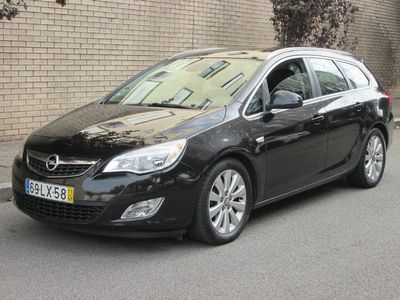 brugt Opel Astra Sports Tourer 1.7 CDTI, COSMO