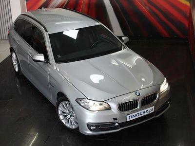usado BMW 520 Touring D Line Luxury Auto | GPS | Bi-Xénon