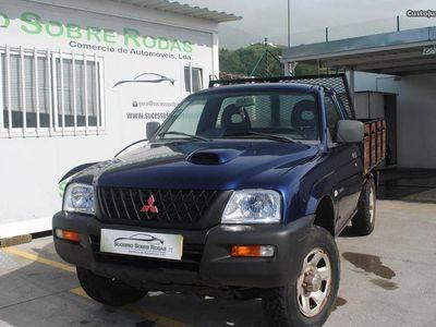 usado Mitsubishi L200 2.5 4X4