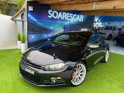 usado VW Scirocco 2.0 TDi