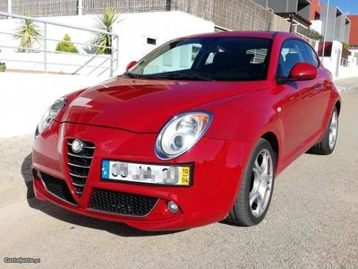 gebraucht Alfa Romeo MiTo 1.6 120cv Jtd-M