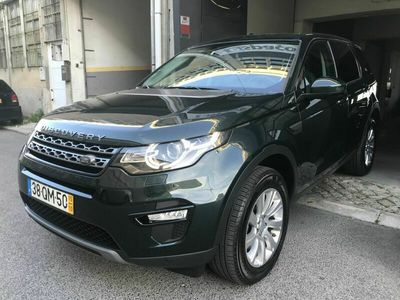 usado Land Rover Discovery Sport 2.0 TD4 HSE