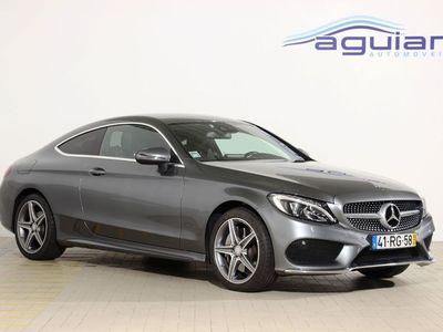 gebraucht Mercedes C250 d AMG