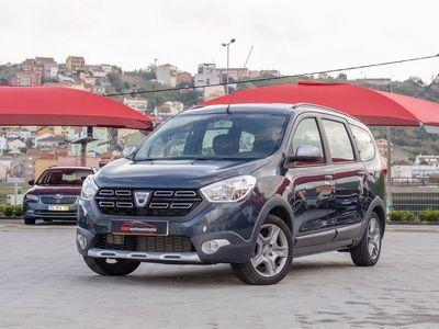 usado Dacia Lodgy 1.5 dCi Stepway