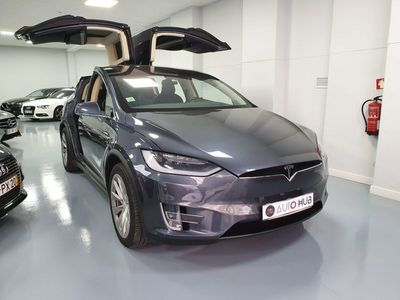 usado Tesla Model X ---