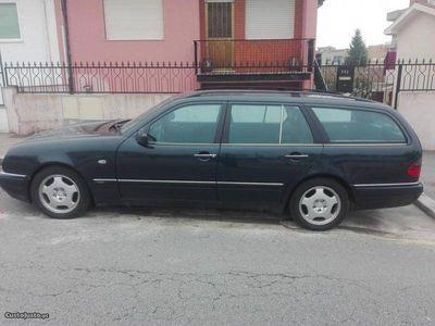 usado Mercedes E290 Carrinha