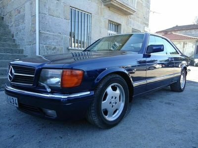 usado Mercedes 500 SEC