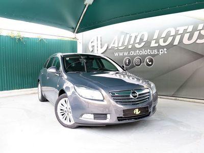 usado Opel Insignia Sports Tourer 2.0 COSMO