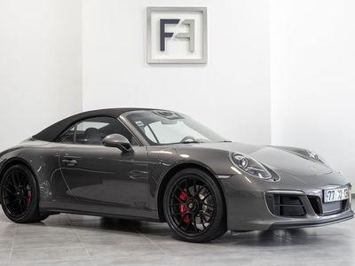 gebraucht Porsche 911 Carrera Cabriolet 991 GTS