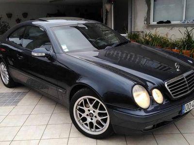 usado Mercedes CLK200 Sport