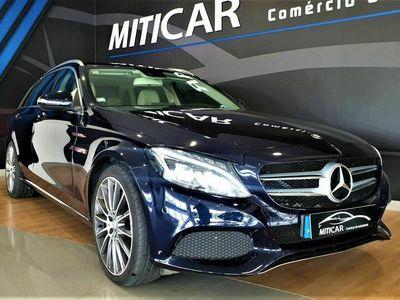 usado Mercedes C250 BlueTEC Avantgarde+ Aut.