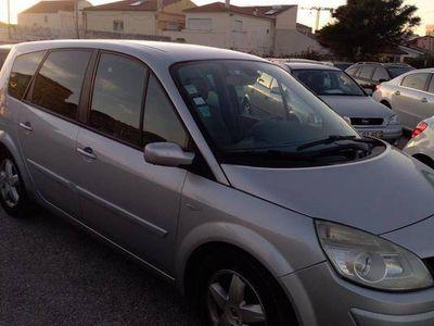 brugt Renault Scénic 105cv,7lug,3990EUR