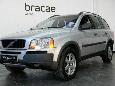 usado Volvo XC90 2.4 D5 7L Nivel 3 Auto.