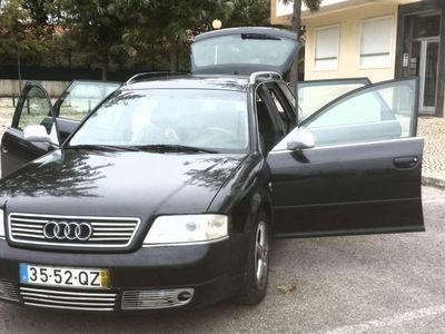 usado Audi A6 Avant 2.5 TDi V6
