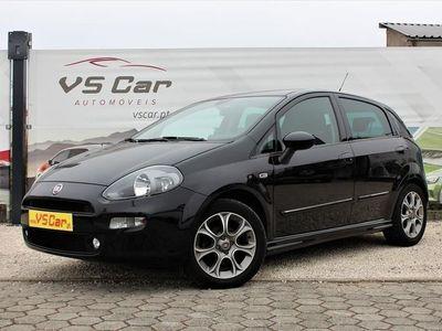usado Fiat Grande Punto 1.3 M-Jet Sport C/GPS