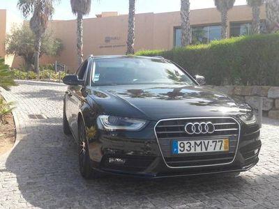 usado Audi A4 2.0 136cv
