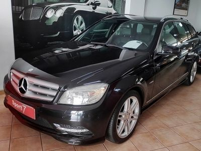 usado Mercedes C350 CDI AMG 7 G-Tronic Blue Efficiency