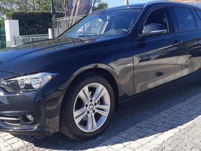 usado BMW 320 D Touring Sportline