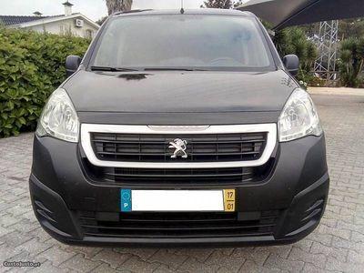 usado Peugeot Partner 1.6 hdi 100cv longa