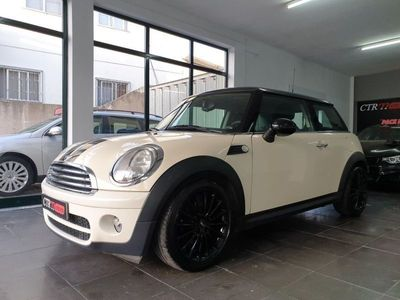 usado Mini Cooper Coupé D Pack Chilli