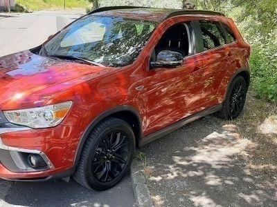usado Mitsubishi ASX Black Edition
