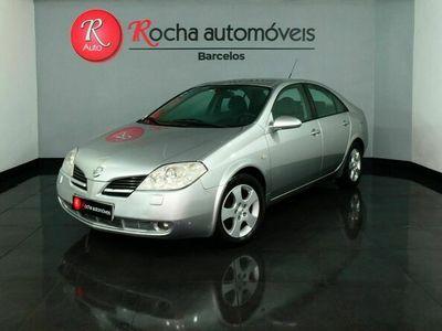 usado Nissan Primera 1.9DCi 120cv Acenta