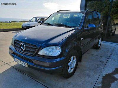 usado Mercedes ML270 Sport
