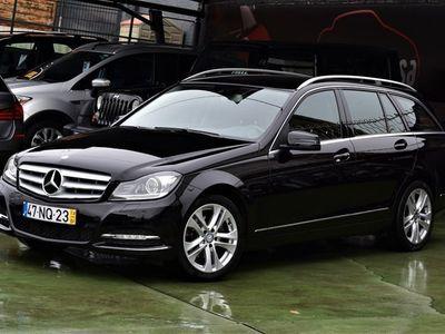 brugt Mercedes C220 CDI Station Avantgarde