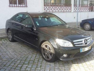 usado Mercedes C220 Avantgard AMG