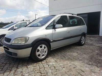 brugt Opel Zafira ---