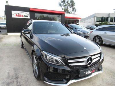 usado Mercedes C200 d Station AMG