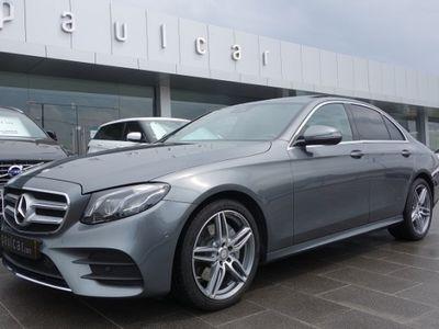 gebraucht Mercedes E220 2.0 D AMG Line