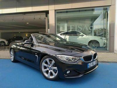usado BMW 420 D Sport Line Auto Cabrio F33