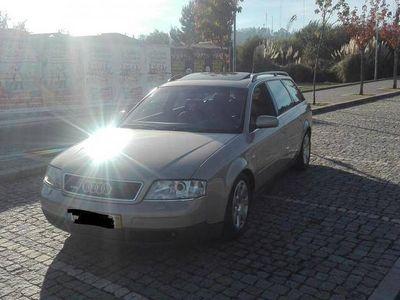 gebraucht Audi A6 2.5 tdi quattro