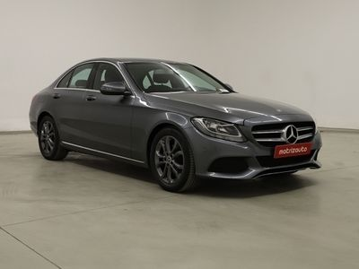 used Mercedes C200 d Avantgarde Aut.
