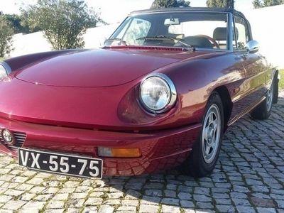 usado Alfa Romeo Spider 1600