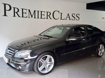 usado Mercedes CLC200 CDI