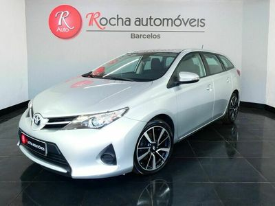 usado Toyota Auris Touring Sports 1.4 D-4D Active + AC