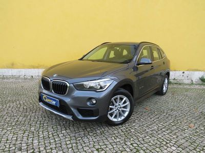 usado BMW X1 sDrive 16d Business
