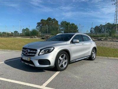 usado Mercedes GLA220 Classed 4MATIDCT 2019