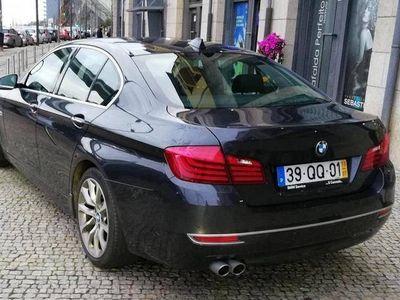 brugt BMW 525 Modern Line