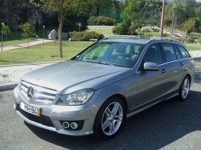 usado Mercedes C220 Classe CCDi Avantgarde BE Start/Stop (170cv) (5p)